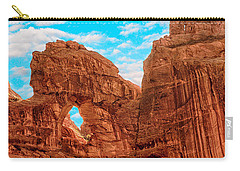 The Window #2 Carry-all Pouch by Bob and Nadine Johnston