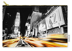 Time Lapse Square Carry-all Pouch by Andrew Paranavitana