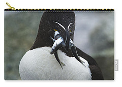 Feeding Time... Carry-all Pouch by Nina Stavlund