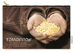 Tomorrow Carry-all Pouch by Lori Deiter