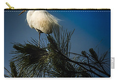 On Top Of The World Carry-all Pouch by Karen Wiles