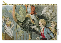 Training The Ostrich Carry-all Pouch by English School