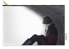 Tunnel Carry-all Pouch by Joana Kruse