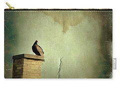 Turkey Vulture Carry-all Pouch by Gothicolors Donna