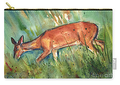 Twilight Carry-all Pouch by Maria's Watercolor
