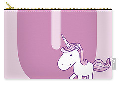 U Carry-all Pouch by Gina Dsgn