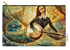 Undersea Carry-all Pouch by Shijun Munns