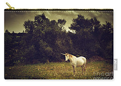 Unicorn Carry-all Pouch by Carlos Caetano