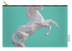 Unicorn Carry-all Pouch by Pollyanna Illustration