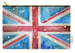 Union Jack Carry-all Pouch by Sean Parnell