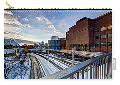 University Of Minnesota Carry-all Pouch by Amanda Stadther