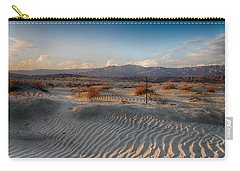 Unspoken Carry-all Pouch by Laurie Search