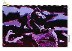 Venus Williams Queen V Carry-all Pouch by Brian Reaves
