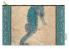 Verde Mare 3 Carry-all Pouch by Debbie DeWitt