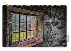 Victorian Decay Carry-all Pouch by Adrian Evans