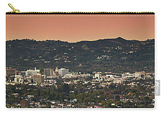 View Of Buildings In City, Beverly Carry-all Pouch by Panoramic Images