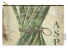 Vintage Vegetables 1 Carry-all Pouch by Debbie DeWitt