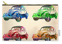 Vw 2 Carry-all Pouch by Mark Ashkenazi