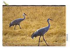 Walk This Way Carry-all Pouch by Mike Dawson
