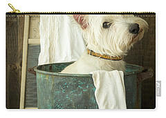 Wash Day Carry-all Pouch by Edward Fielding