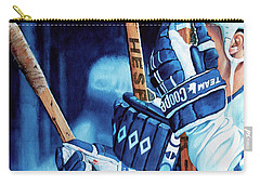 Weapons Of Choice Carry-all Pouch by Hanne Lore Koehler