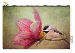 Welcome Spring Carry-all Pouch by Jai Johnson