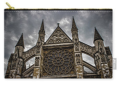 Westminster Abbey Carry-all Pouch by Martin Newman