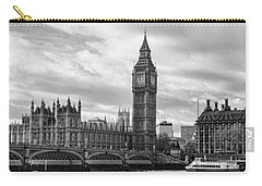 Westminster Panorama Carry-all Pouch by Heather Applegate