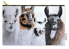 What Is Up Carry-all Pouch by Joette Snyder