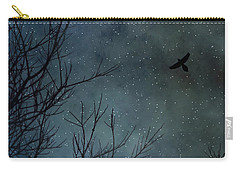 Winter's Silence Carry-all Pouch by Trish Mistric