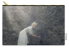Wishing Well Carry-all Pouch by Joana Kruse