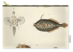 Wonderful Fish Carry-all Pouch by German School