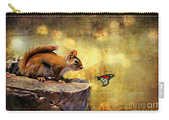 Woodland Wonder Carry-all Pouch by Lois Bryan