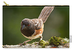 Worm Watch Carry-all Pouch by Jean Noren