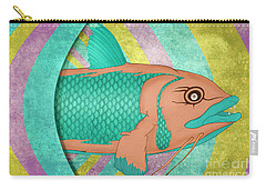 Wreckfish Carry-all Pouch by Bruce Stanfield