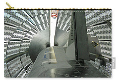 Carry-all Pouch featuring the photograph X-37b Orbital Test Vehicle by Science Source