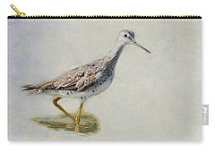 Yellowlegs Carry-all Pouch by Bill Wakeley