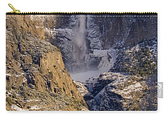 Yosemite's Splendor Carry-all Pouch by Bill Gallagher