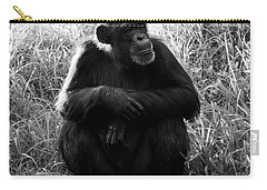 Thinking Carry-all Pouch by David Lee Thompson