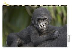 Western Lowland Gorilla Gorilla Gorilla Carry-all Pouch by San Diego Zoo