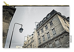 Paris Street Carry-all Pouch by Elena Elisseeva