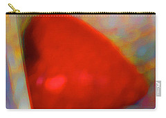 Carry-all Pouch featuring the digital art Abundant Love by Richard Laeton