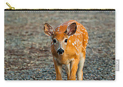 Bambi Carry-all Pouch by Sebastian Musial