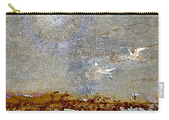 Breakwater Carry-all Pouch by Carol Leigh