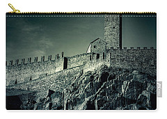 Castelgrande Bellinzona Carry-all Pouch by Joana Kruse
