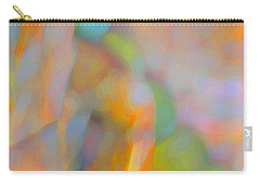 Carry-all Pouch featuring the digital art Comfort by Richard Laeton