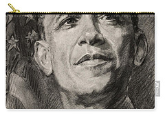 Commander-in-chief Carry-all Pouch by Ylli Haruni