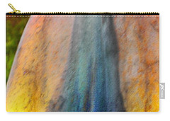 Carry-all Pouch featuring the digital art Dance Through The Light by Richard Laeton