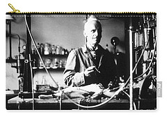 Ernest Henry Starling, English Carry-all Pouch by Science Source