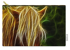 Fantasy Horse Carry-all Pouch by Paul Ward